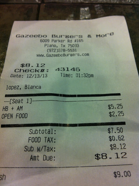 Not amused that a $5.25 cheeseburger adds up to $8.12!