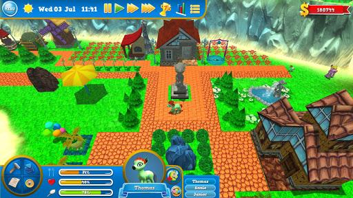 Pony World 3 - screenshot