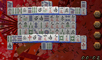Screenshot of Mahjong Oriental