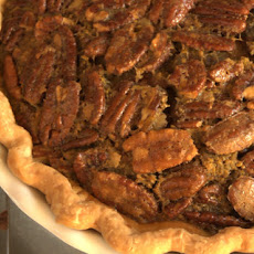 Melissa Clark's Spiced Maple Pecan Pie with Star Anise Recipe