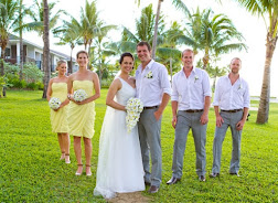 Ingrid & Nigel at Fiji Beach Resort & Spa by Hilton