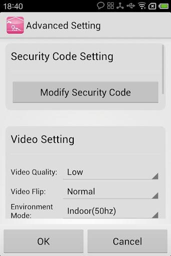 Ibcam - screenshot