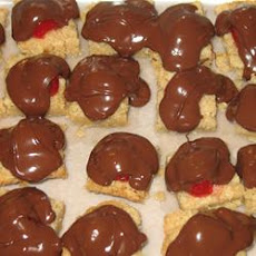 Chocolate Covered Cherry Cookies I