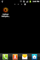 Screenshot of Lipikaar Malayalam Trial