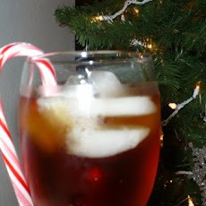 Easiest Peppermint Iced Tea