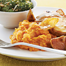 Sweet-Potato Mash