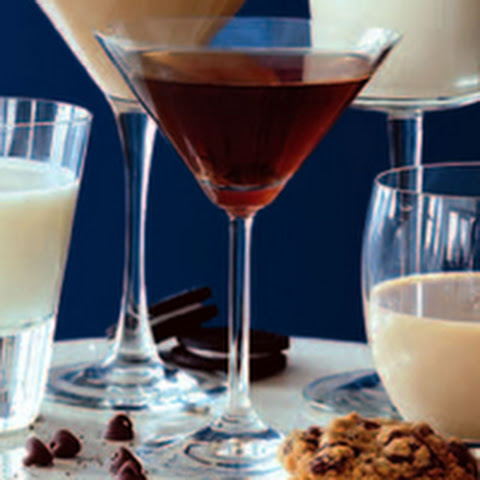 Chocolate Chip Martinis