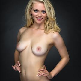 Allison by Jean Perrin - Nudes & Boudoir Artistic Nude ( sexy, girl, nude, boudoir, blond )