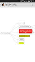 Screenshot of Z Mind (mind mapping & notes)