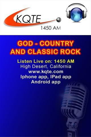 玩音樂App|KQTE RADIO NEW免費|APP試玩