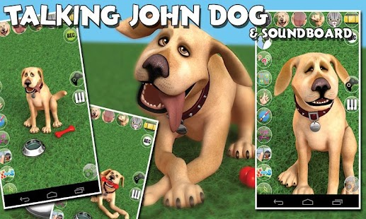 Talking John Dog & SB Deluxe - screenshot