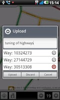 Screenshot of OSMapTuner