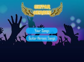 Screenshot of Guitar Heroes