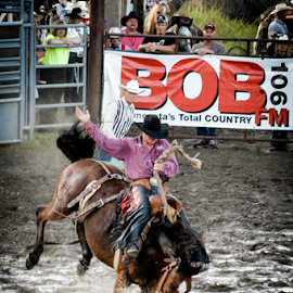 by Keri Zimmerman - Sports & Fitness Rodeo/Bull Riding