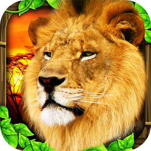 Cover art Safari Simulator: Lion