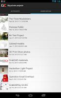 Screenshot of GrabCAD