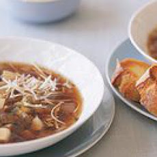 Sweet-Onion and Garlic Soup
