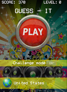 GUESS - IT Song pop quiz - screenshot