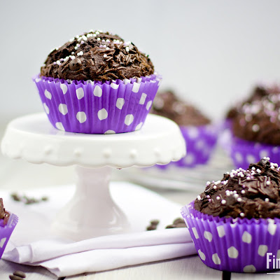 Ultimate Chocolate Muffins