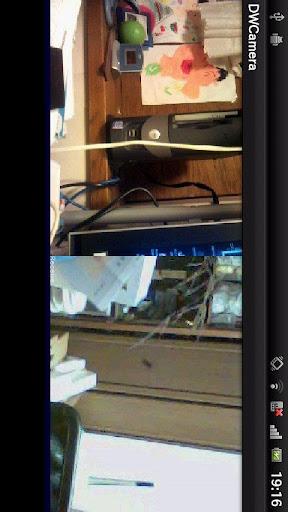 DWCamera 스트리밍 ipcam 릴레이