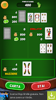 Screenshot of Italian Blackjack