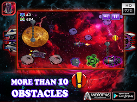Screenshot of Zombies Space HD