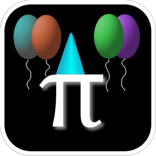 Pi Birthday LOGO-APP點子