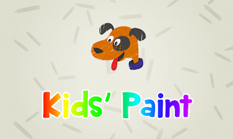 Screenshot of Kids' Paint Pro