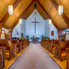 Falls chrurch by Keith Homan - Buildings & Architecture Places of Worship