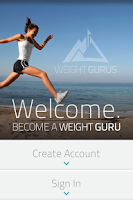 Screenshot of Weight GURUS