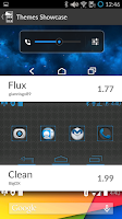 Screenshot of Cyanogen Theme Showcase
