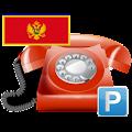 Android aplikacija Parking + telefoni, Crna Gora na Android Srbija