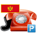 Parking + telefoni, Crna Gora icon