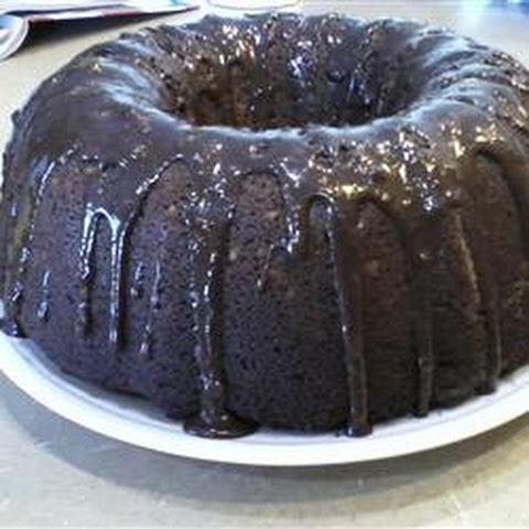 Tunnel of Fudge Cake I