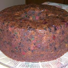 Christmas Spiced Fruit Cake