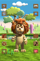 Screenshot of Talking Lion Free