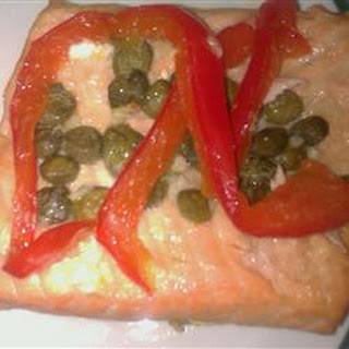 Bell Peppers And Salmon Recipes