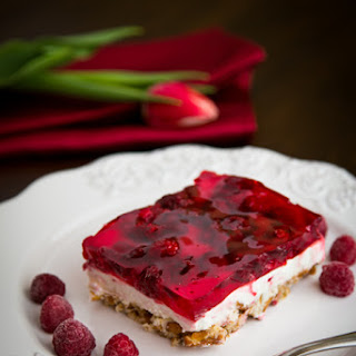 Raspberry Jello Cream Cheese Dessert Recipes