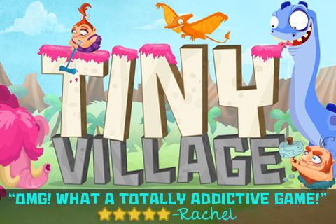tiny-village for android screenshot