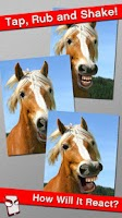 Screenshot of Angry Horse Free!