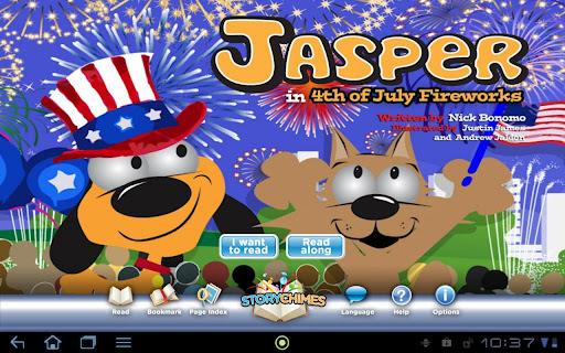 Jasper 4th of July free