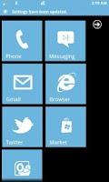 Screenshot of Windows Phone Android Lite