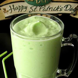 Lucky Leprechaun Lime Drink
