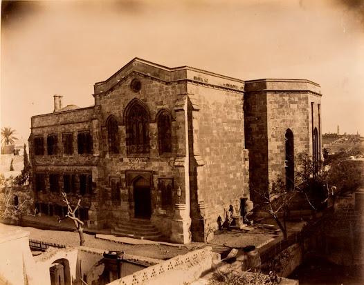 The British Church in Jerusalem