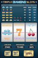 Screenshot of 3 in 1 Diamond Slots