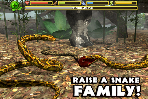 Snake Simulator - screenshot