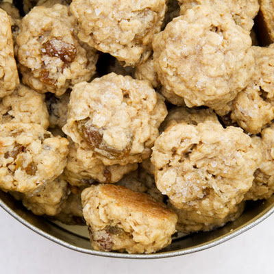 'Salty Oats' Oatmeal Cookies