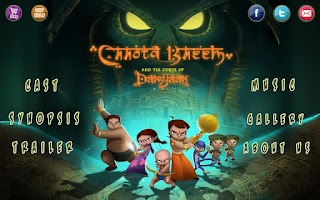 Screenshot of Chhota Bheem and Damyaan