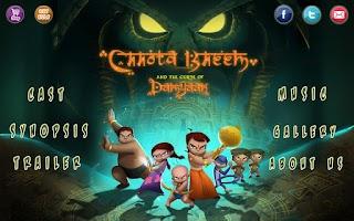 Screenshot of Chhota Bheem and Damyaan