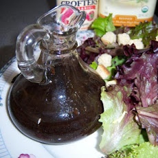 Raspberry Dressing (Vinaigrette), No Added Sugar